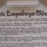 Legendäre Wibele- eine Langenburger  Spezialität