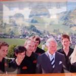 Am 27. Mai 2013 war der der britische Thronfolger Prinz Charles in Langenburg zu Besuch