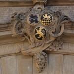 Wappen des Schlosses