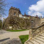 Einblicke aufs Schloss